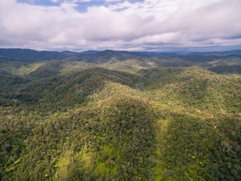 Ansicht von Madagaskar lizenzfreies stockfoto
