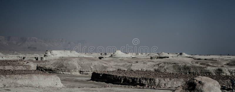 Ansicht von Masada-Festung stockfotos