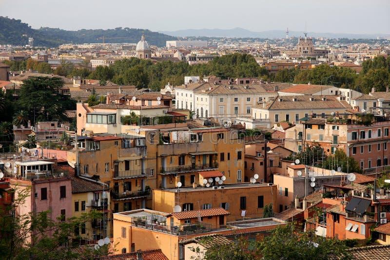 Ansicht Von Rom Stockfotografie