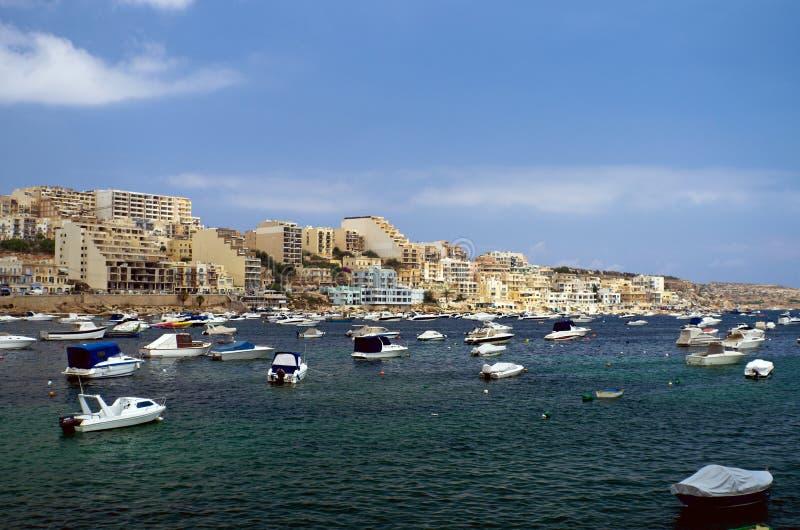 Ansichten von Malta lizenzfreies stockfoto