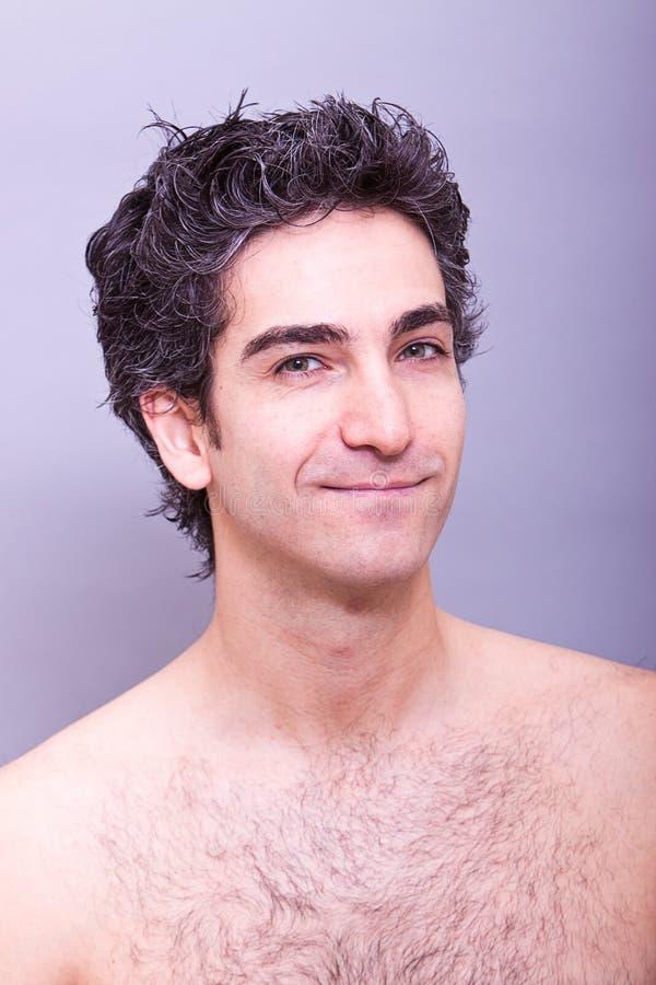 ansikts- lycklig man för uttryck fotografering för bildbyråer