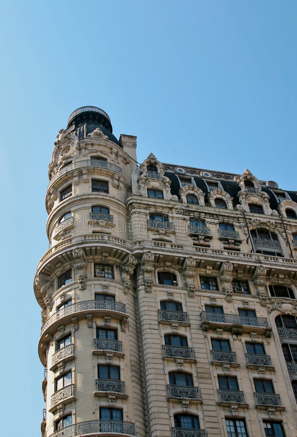 Download Ansonia building stock image. Image of hotel, color, colour - 489881