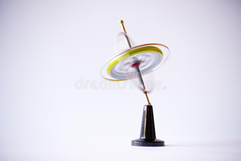 Ansteigendes Gyroskop lizenzfreies stockfoto