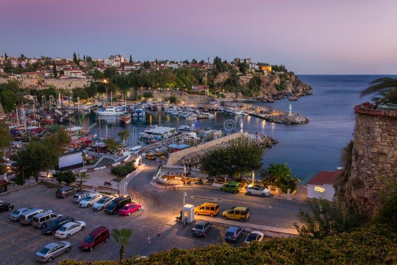 Antalya stockfotografie