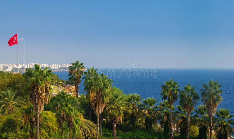 Antalya arkivfoton