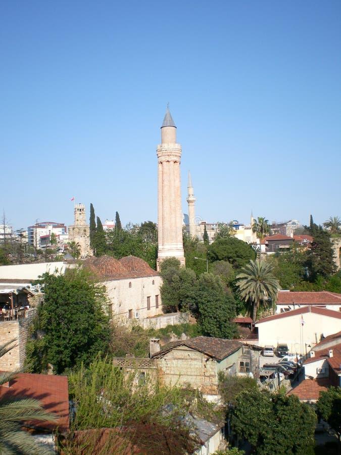 Antalya royaltyfri fotografi