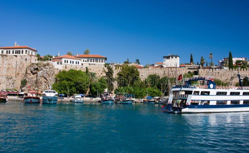 Antalya, die Türkei stockfoto