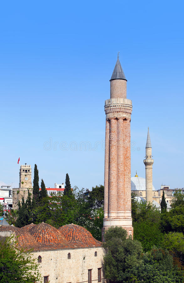Antalya, dinde photographie stock libre de droits