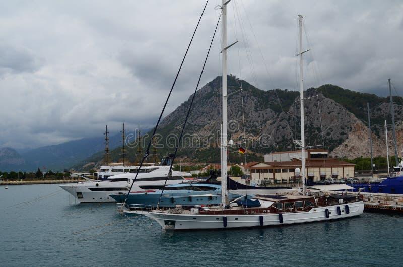 Antalya im Sommer lizenzfreie stockfotografie