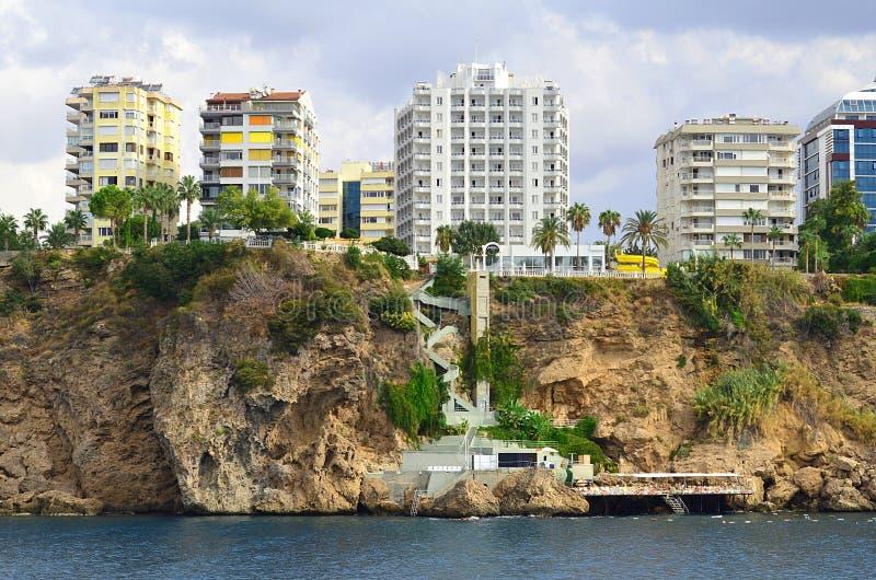 Antalya im Sommer stockfotos