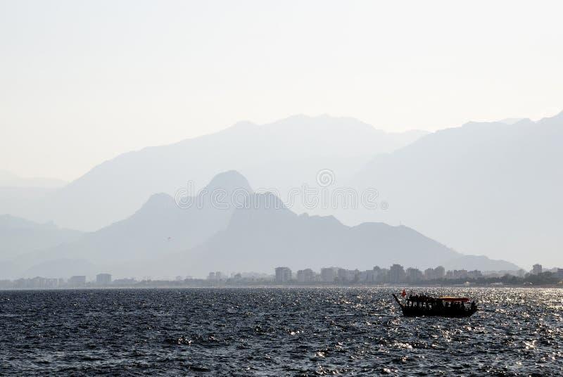 Antalya Seascape (Turkey) Stock Images