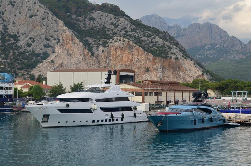 Antalya w lecie zdjęcia royalty free