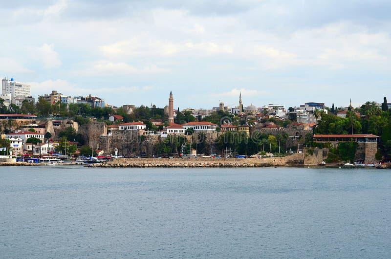 Antalya w lecie obraz royalty free