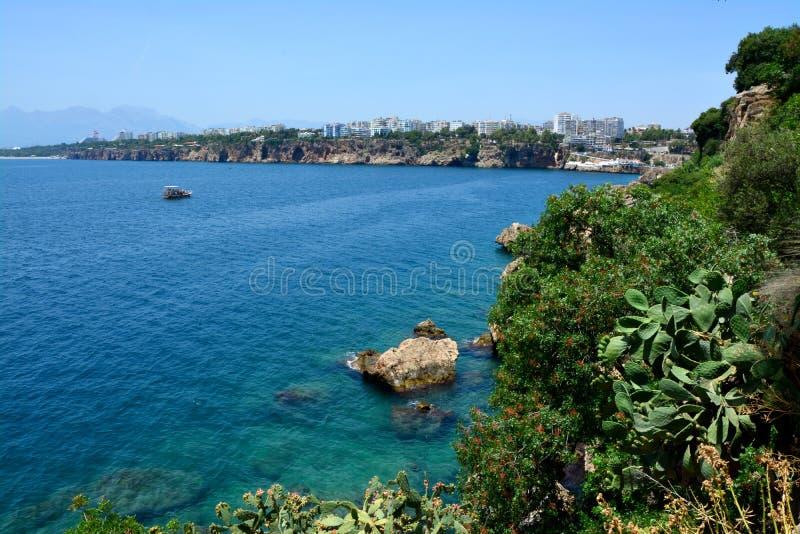 Antalya w Turcja Pi?kny krajobraz fotografia stock