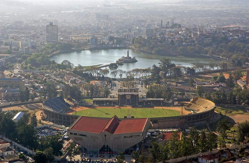 Antananarivo lizenzfreies stockfoto