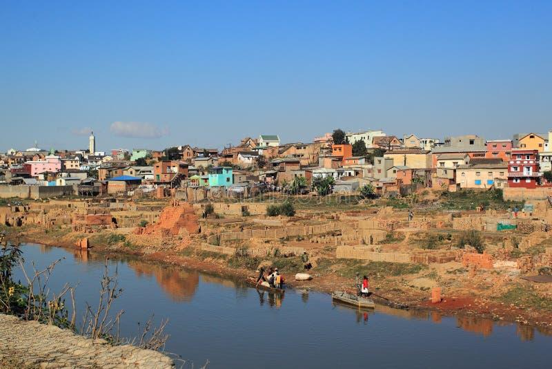 Antananarivo stockbilder