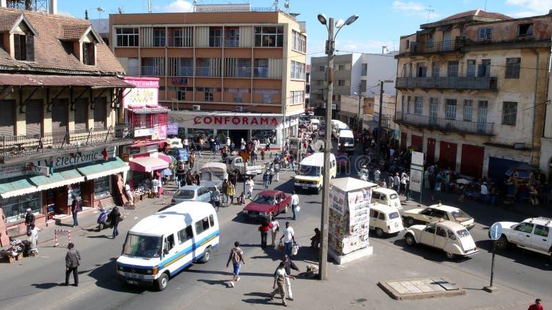 Antananarivo. Madagascar photo libre de droits