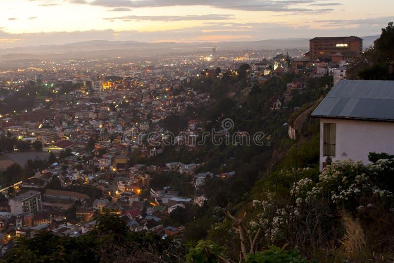 Antananarivo Madagaskar lizenzfreie stockfotos
