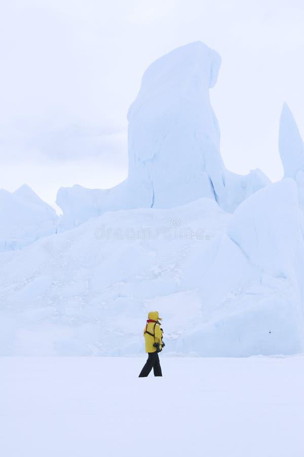 Download Antarctic turystyka obraz stock. Obraz złożonej z antarctica - 8995213