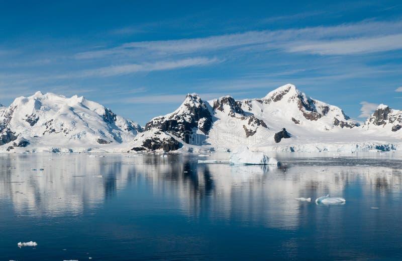Antarctica-1 immagine stock