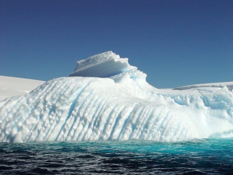 Antarctica. Icebergs, sunny day in Antarctica stock images