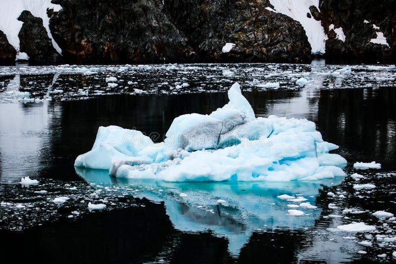 Antarctica in winter. Antarctica in a January winter 2018 stock photos