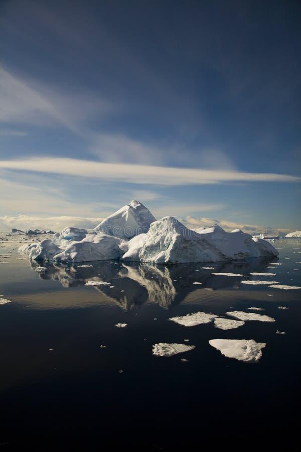 Antarctica Landscape Stock Photo