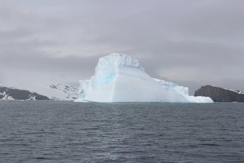 Antarctica - Landschap royalty-vrije stock afbeelding