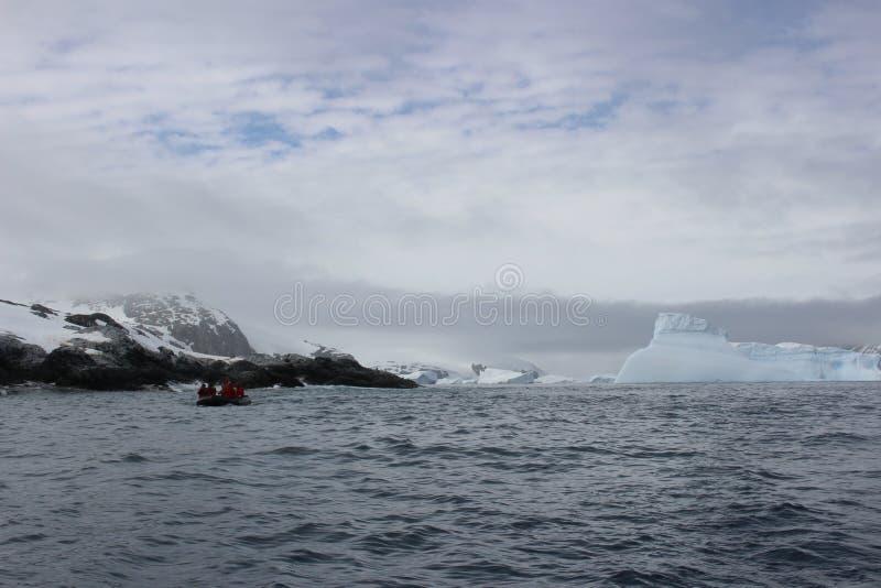 Antarctica - Landschap royalty-vrije stock afbeeldingen