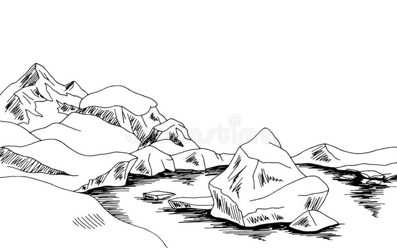 Iceberg Look So Small From Top Coloring Pages : Bulk Color | 500x800