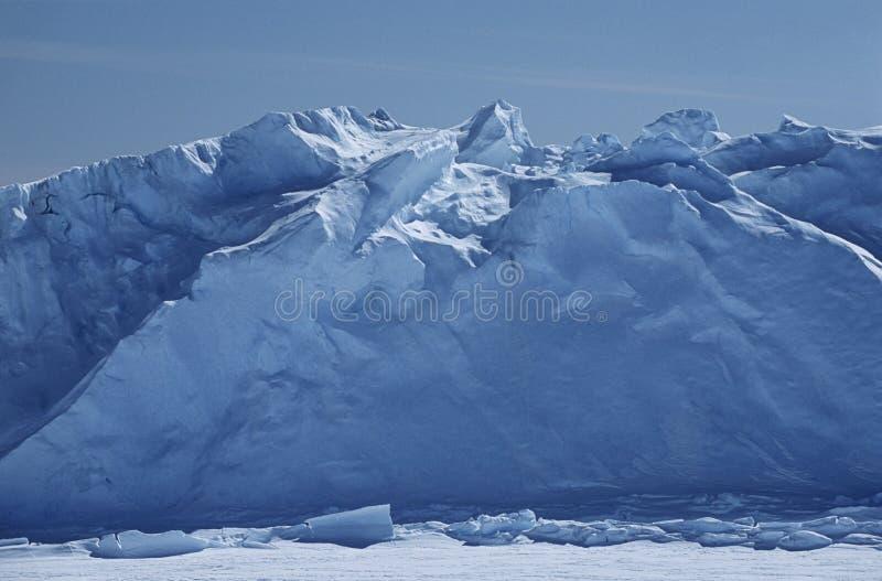 Antarctica Weddell Sea Riiser Larsen Ice Shelf stock photos
