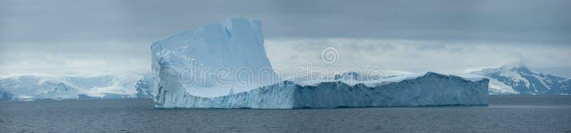 Antarctisch ijseiland royalty-vrije stock afbeelding
