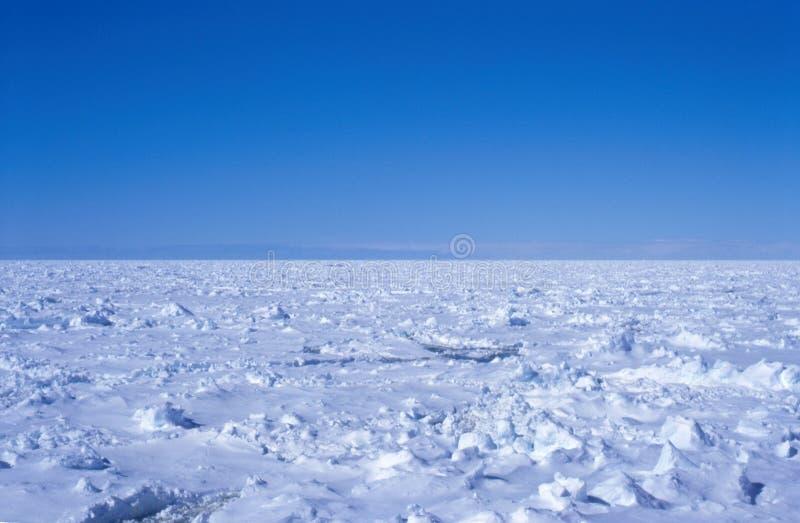 Antarctisch Overzees Ijs royalty-vrije stock afbeeldingen