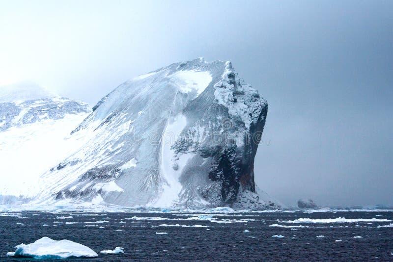Antarctisch Schiereiland; Antarctisch Schiereiland stock foto's