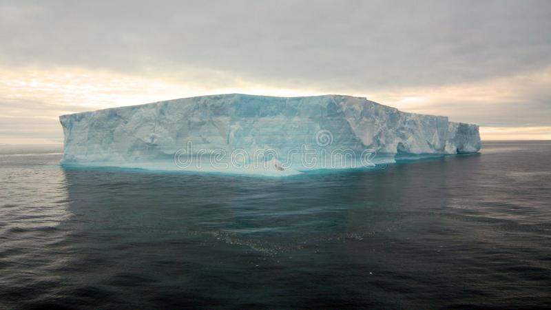 Antarktisch - Iceburg lizenzfreie stockbilder