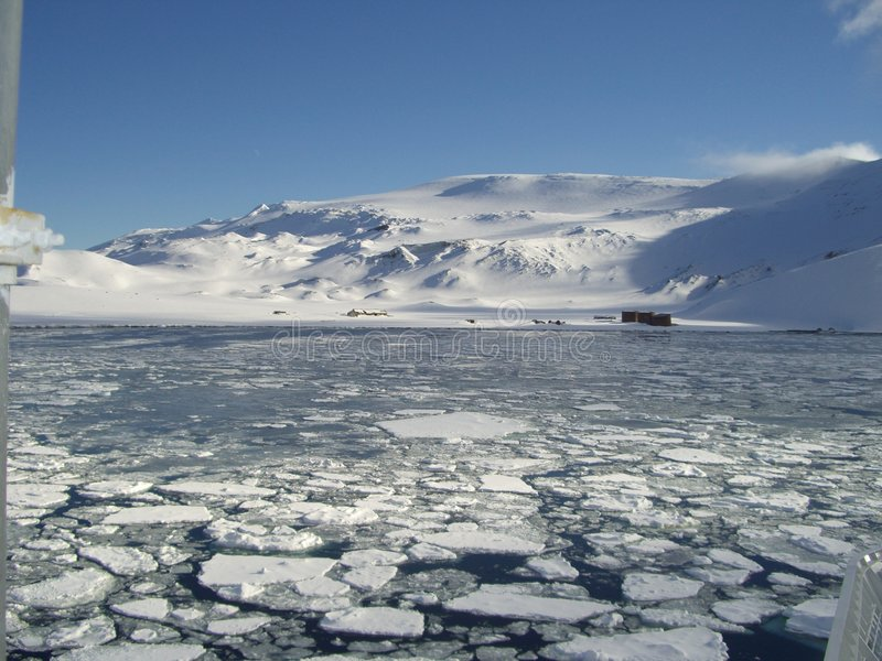 Antarktyda Obraz Stock