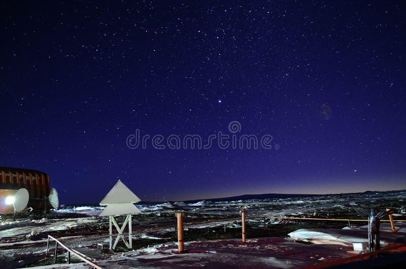 Antartica基地,阿根廷 免版税库存图片