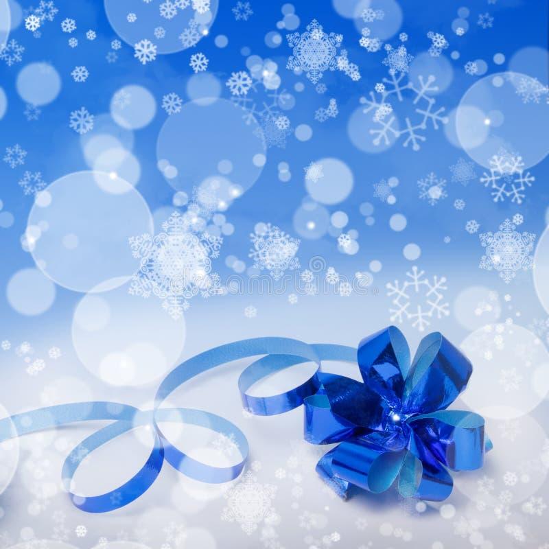 Antecedentes del regalo de la Navidad fotografía de archivo