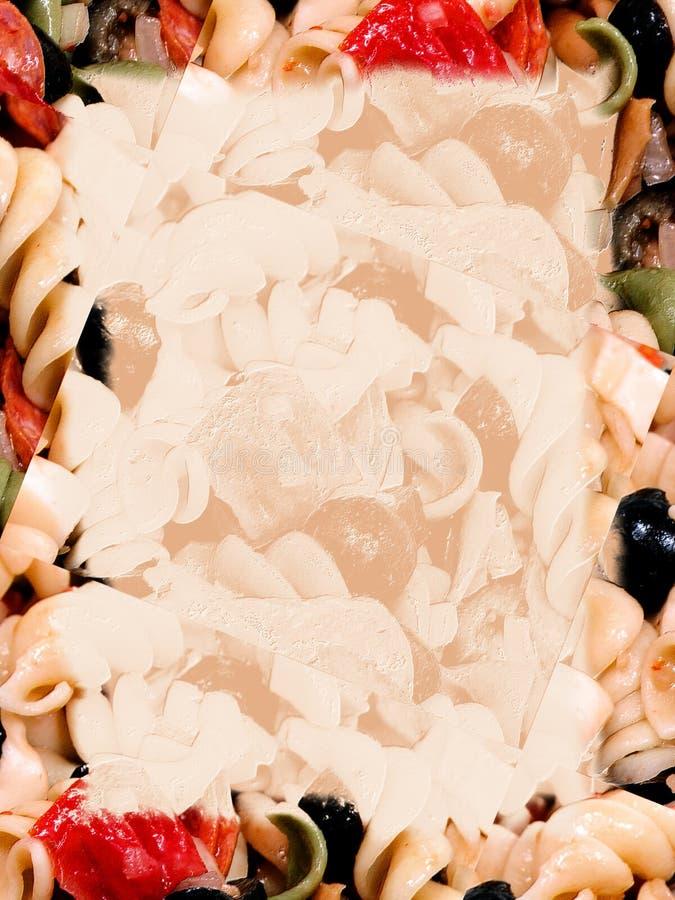Antecedentes: Las pastas se descoloran libre illustration