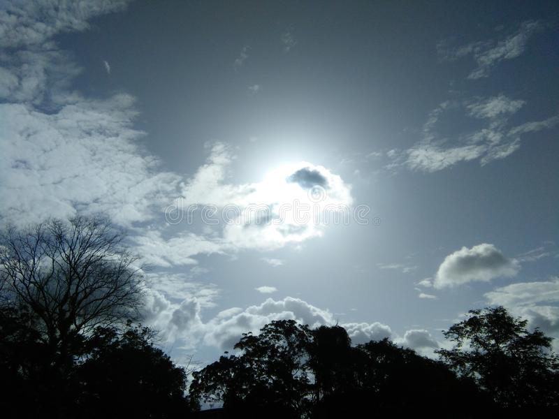 Antecedentes: luz del sol fotos de archivo