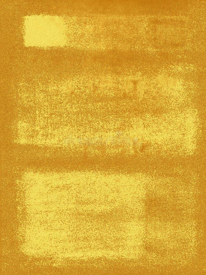 Antecedentes. Modo retro, oxidado ilustración del vector