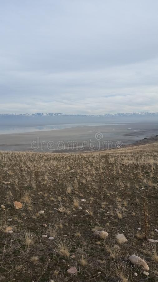 Antelope Island royalty free stock photography