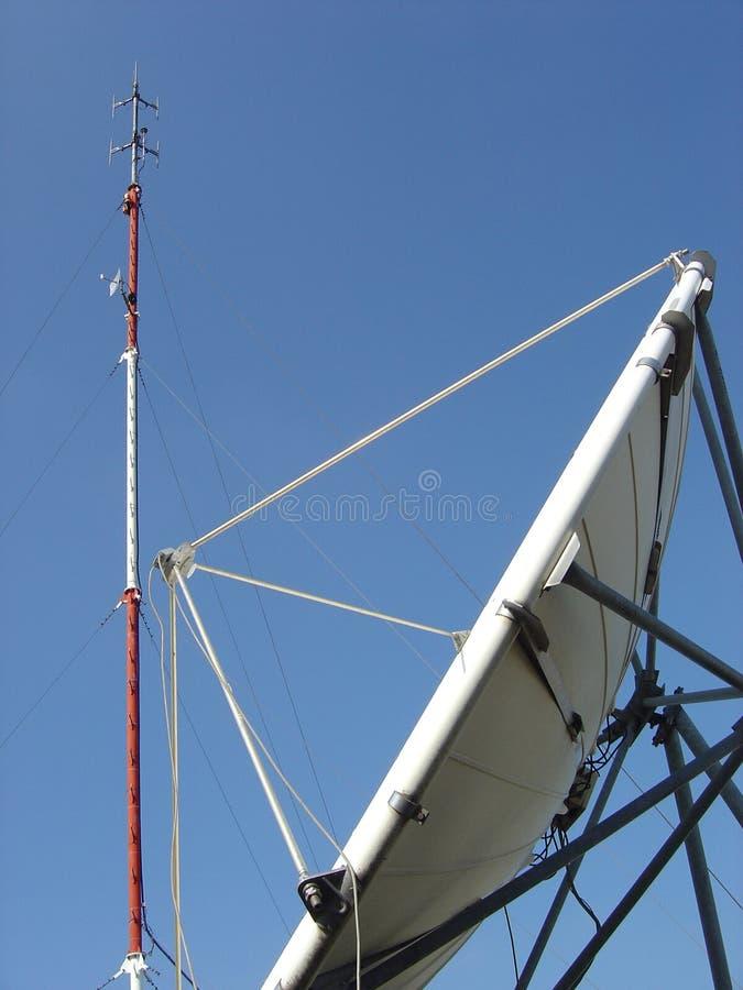 antena стоковые изображения rf