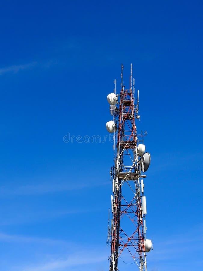antena fotos de stock