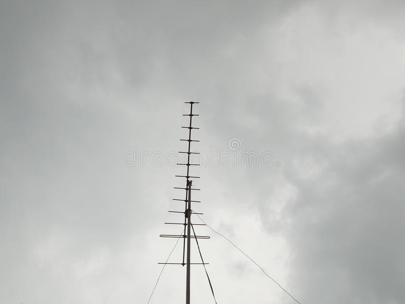 Antena stock afbeelding