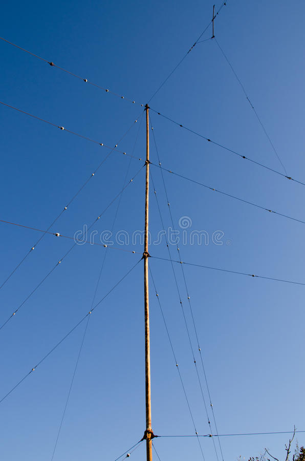 Antena 免版税库存照片