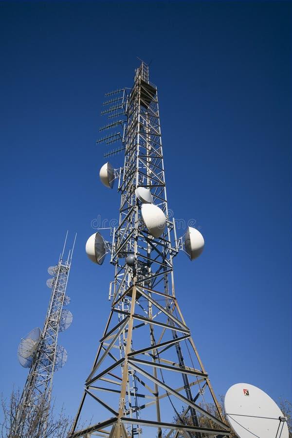 Antena imagens de stock