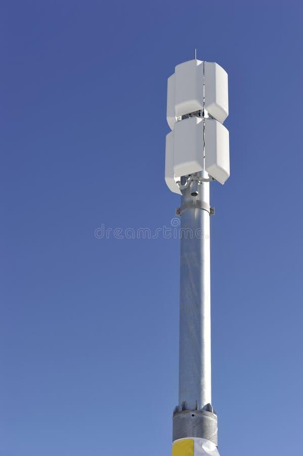 Antena da telecomunicação foto de stock royalty free