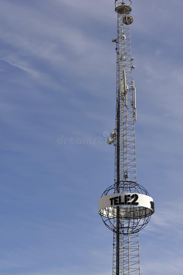 Antena da transmissão fotos de stock royalty free