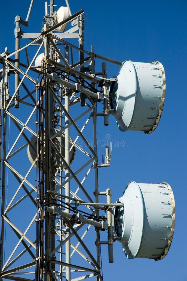 Antena da transmissão foto de stock royalty free